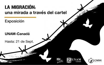 Exposicion Migracion gratis hasta el 21 septiembre