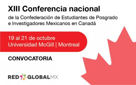 CEIMEXCAN conferencia en Montreal - Octubre 2018