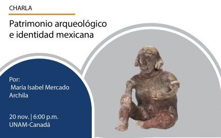 charla arqueología